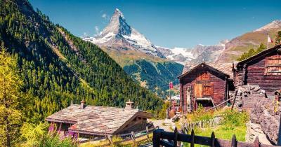 Matterhorn - Sommer Alm