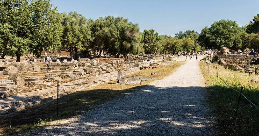 Olympia - Panorama