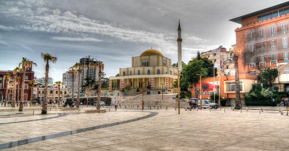 Durres - Fatih Moschee