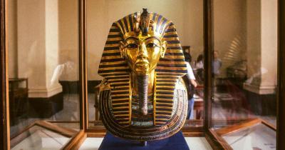Ägyptisches Museum Kairo - Tutankhamun