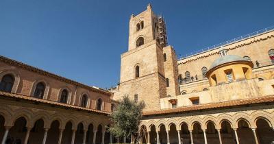 Kathedrale von Monreale - Aussenansicht