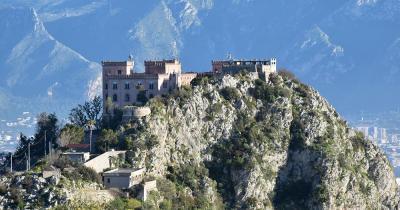 Monte Pellegrino - Castello Utveggio