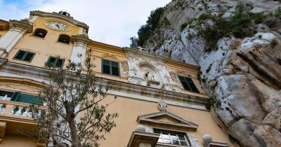 Monte Pellegrino- Santa Rosalia
