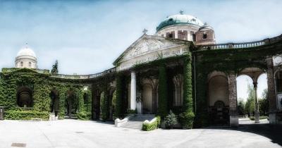 Mirogoj-Friedhof - Kapelle