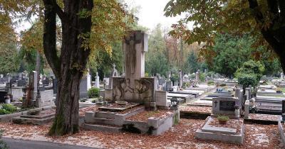Mirogoj-Friedhof - Grabstelle