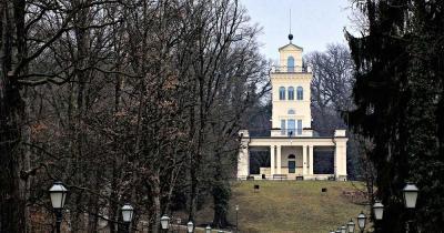 Maksimir-Park - Turm im Park