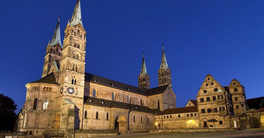 Bamberg - Kaiserdom