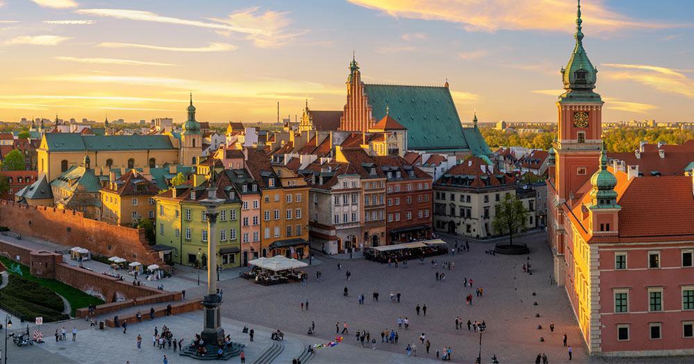 Warschau - Königsschloss