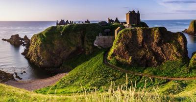 Aberdeen - Dunottar Castle