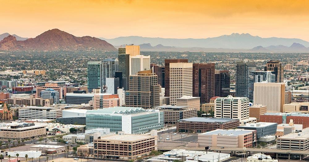 Phoenix - Panorama Aufnahme