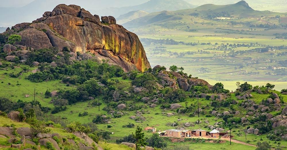 Swasiland - Ezulwini Tal