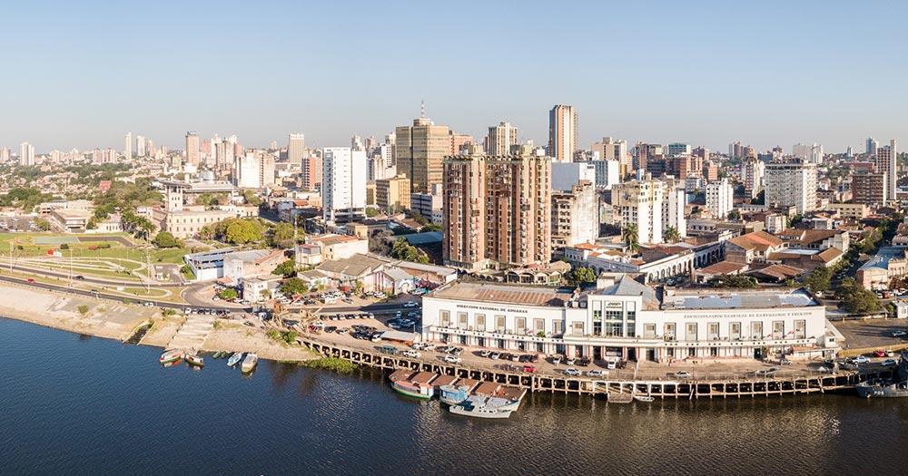 Asunción - Panorama