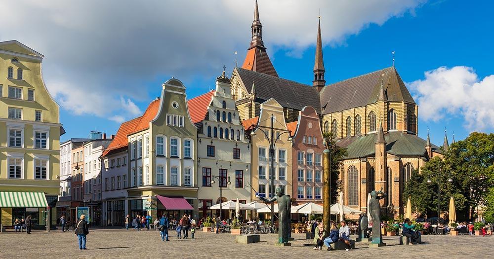 Rostock - neuer Markt
