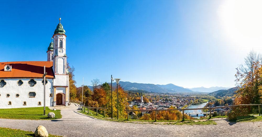 Bad Tölz - Heilig Kreuz Kirche
