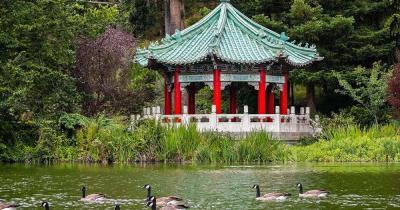 Golden Gate Park - Chinesischer Pavillion