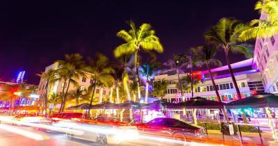 South Beach - Ocean Drive