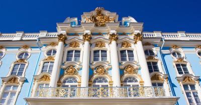 Schloss Peterhof - Fassade
