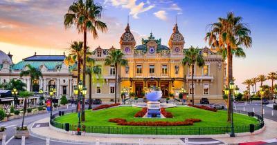 Monte-Carlo Casino - Frontansicht