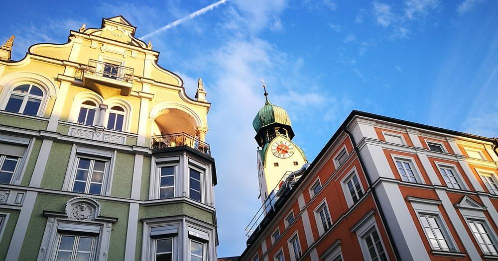 Rosenheim - historische Altstadt