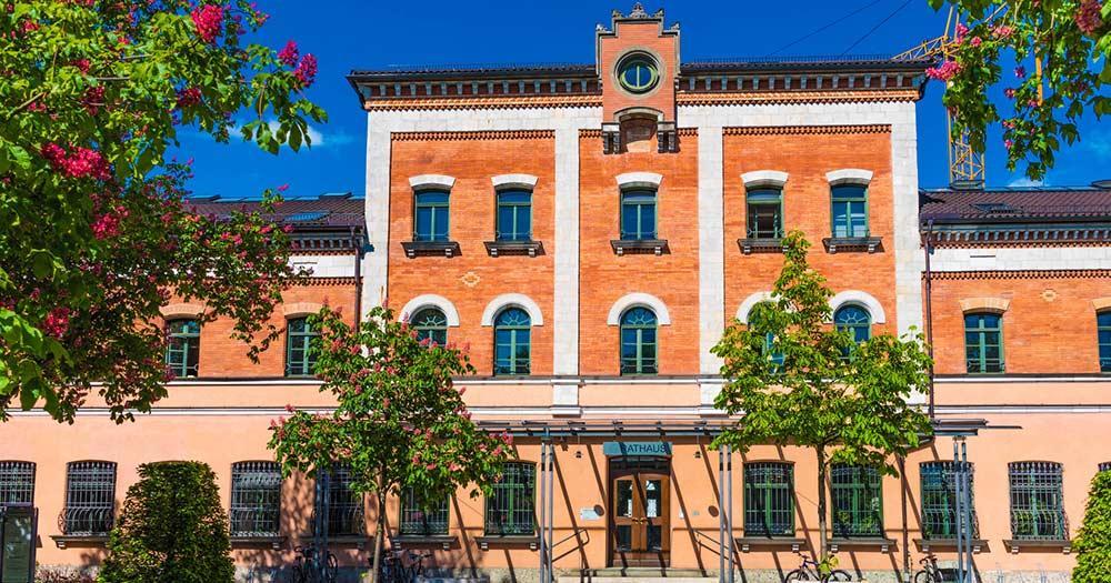 Rosenheim - Rathaus