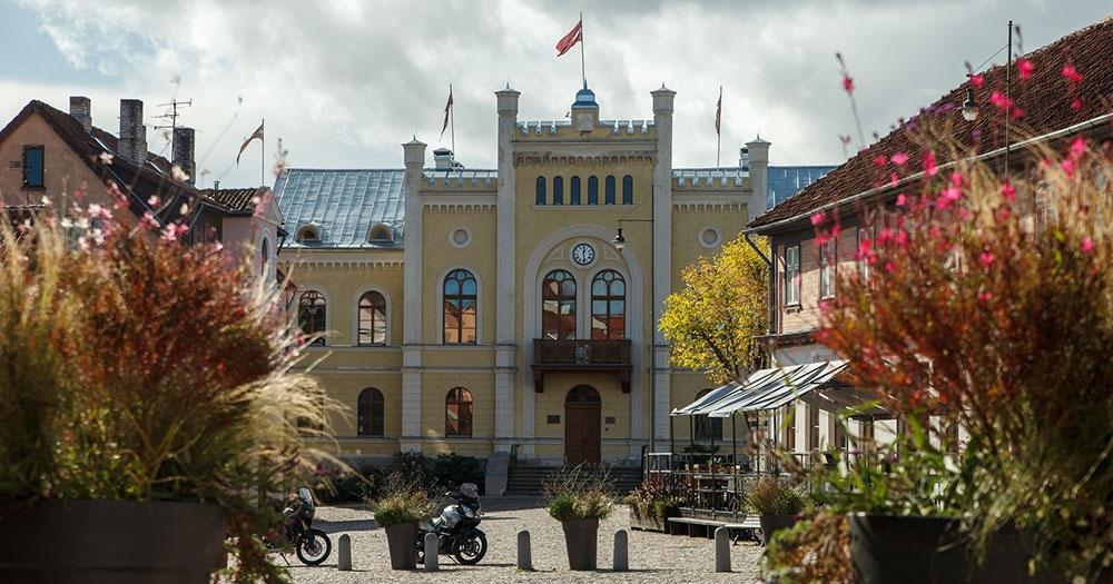 Kuldiga - Regierungssitz