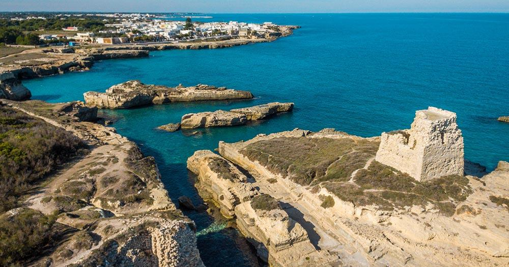 Lecce - Küste