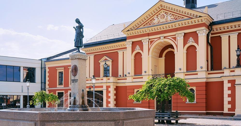 Klaipeda - Theater
