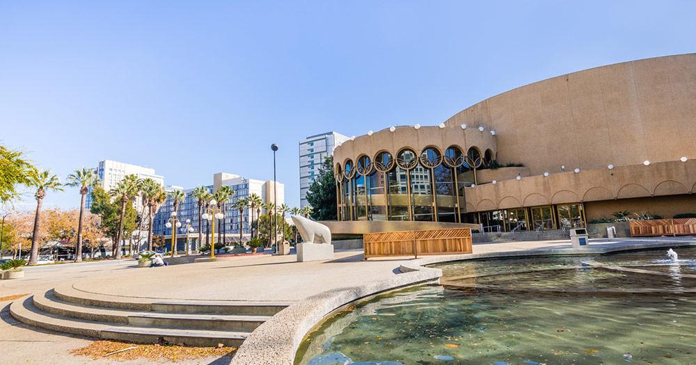San Jose - Center of performing arts