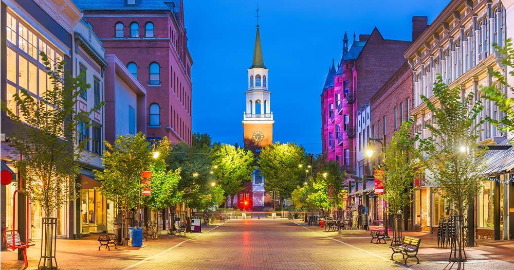 Vermont - Burlington