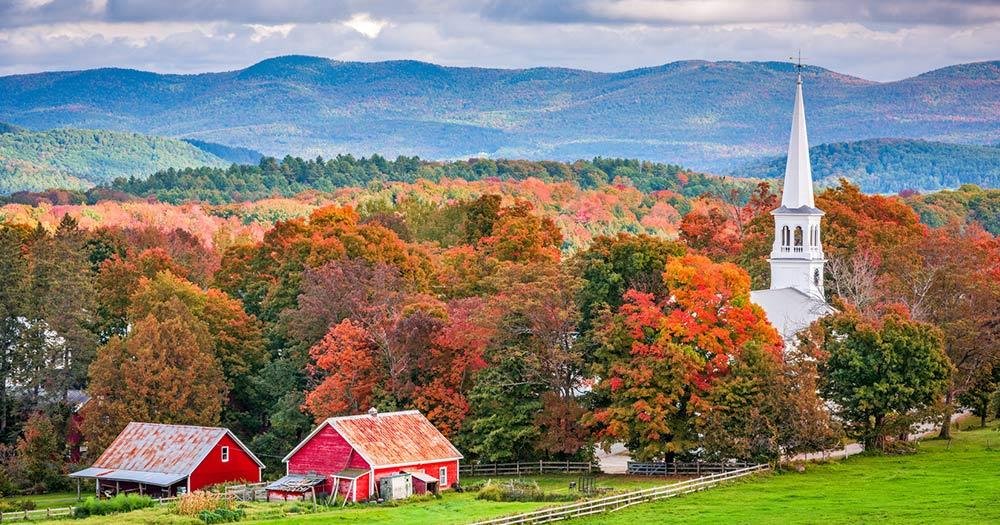 Vermont - Peacham