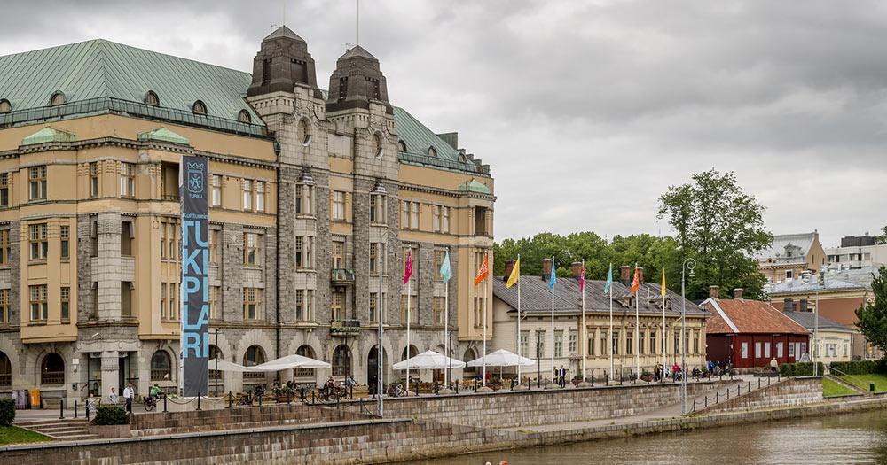 Turku - altes Rathaus