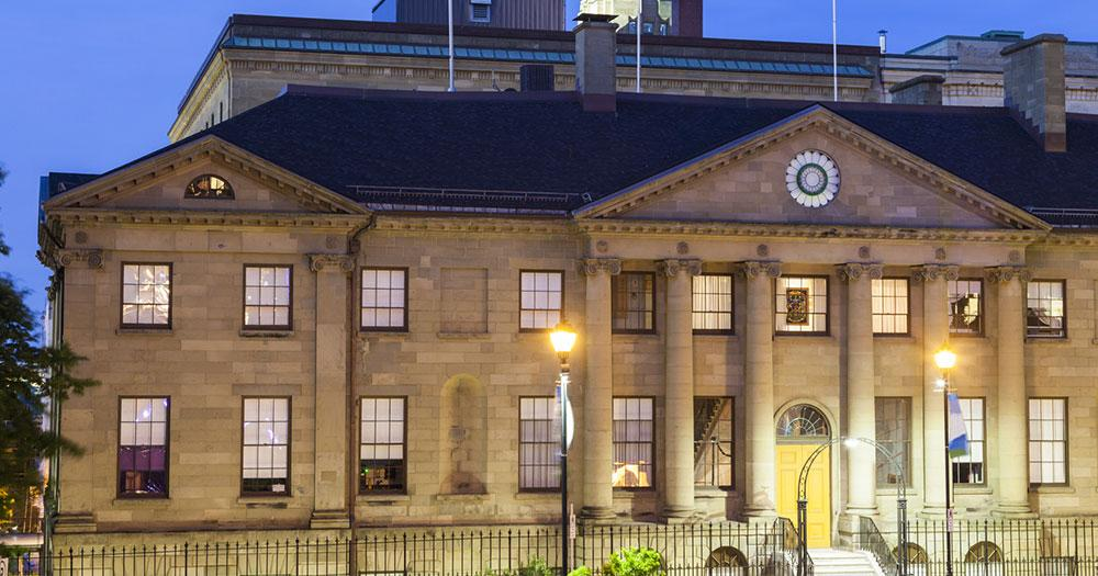 Halifax - Province House