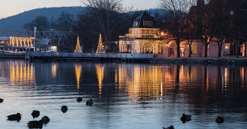 Klagenfurt am Wörthersee - Weihnachtsstimmung