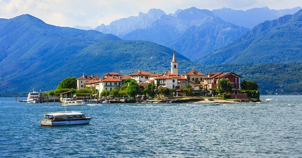 Lago Maggiore - Isola dei pescator
