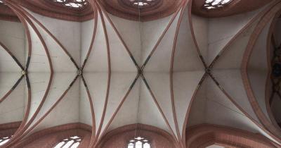 Kaiserdom St. Bartholomäus - Gewölbe