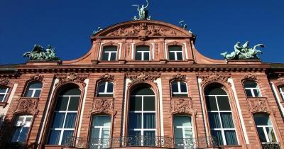 Senckenberg Museum - Fassade