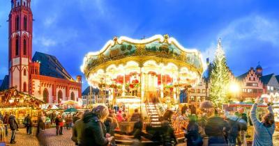 Römerberg - Weihnachtsmarkt