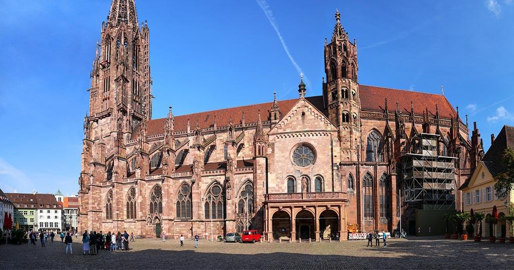 Freiburg im Breisgau - Freiburger Münster i