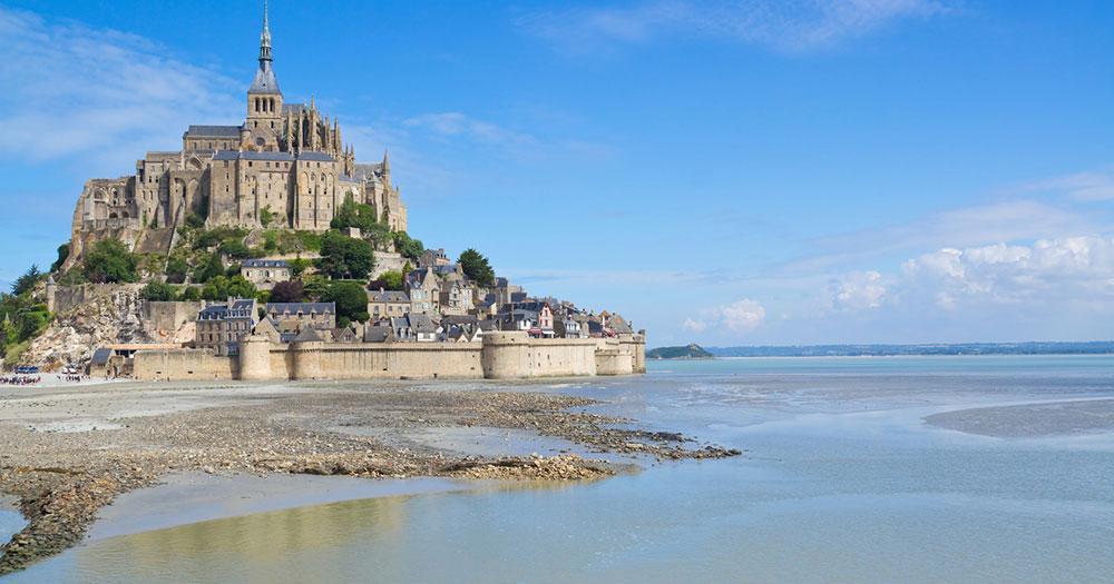Normandie / Mont Saint-Michel
