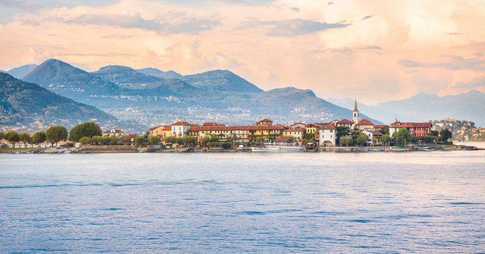 Trasimenischer See / Isola Maggiore