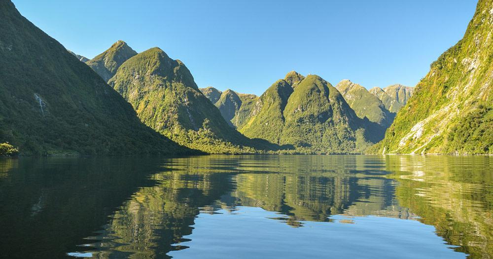 Fiordland-Nationalpark / Doubtful Sound