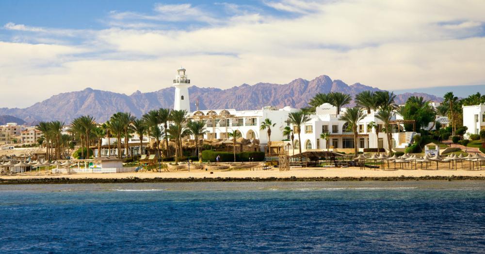 Sharm el Sheikh - Blick auf die Stadt