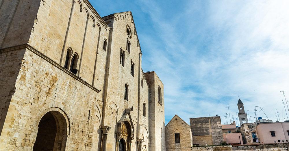 Bari / Basilika San Nicola