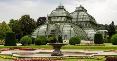 Tiergarten Schönbrunn - Palmenhaus