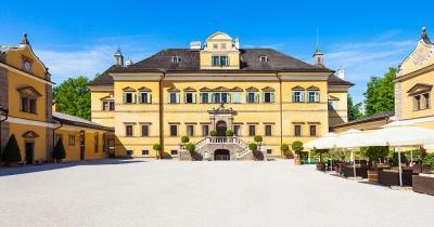 Zoo Salzburg Hellbrunn - Schloss