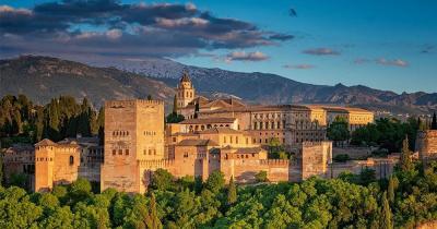 Alhambra / Alhambra in Granada