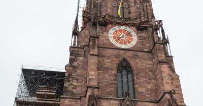 Freiburger Münster / Westturm der Freiburger Münster