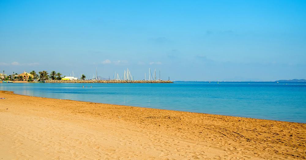 Mar Menor / Islas Menor Beach