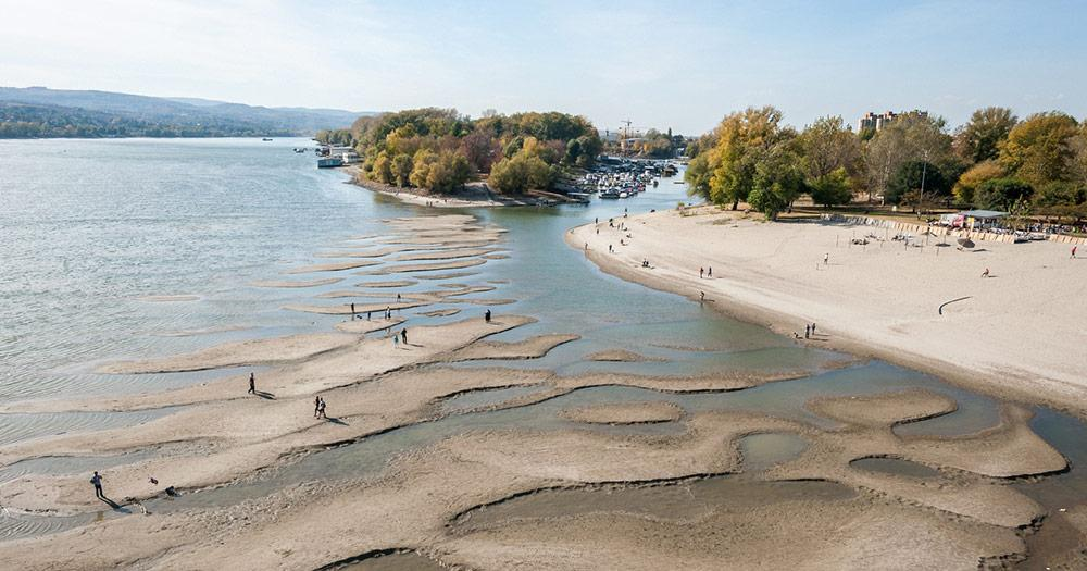 Novi Sad / Sandstrand