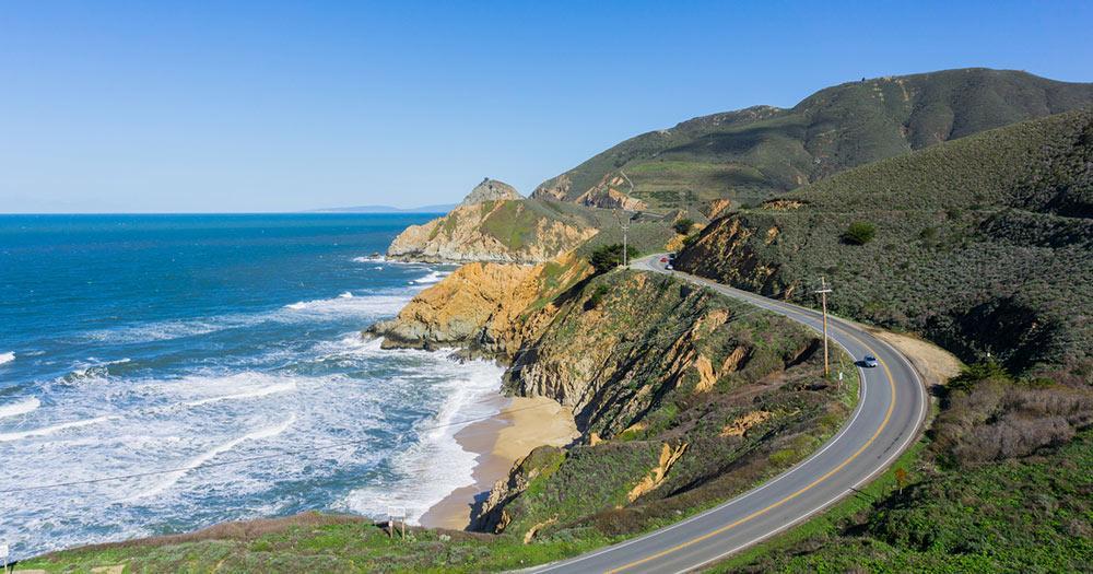 Pacific Coast Highway / Devil's Slide